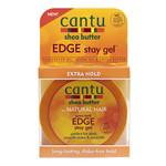 CANTU CANTU NATURAL HAIR EDGE GEL - EXTRA HOLD  [2.25OZ]