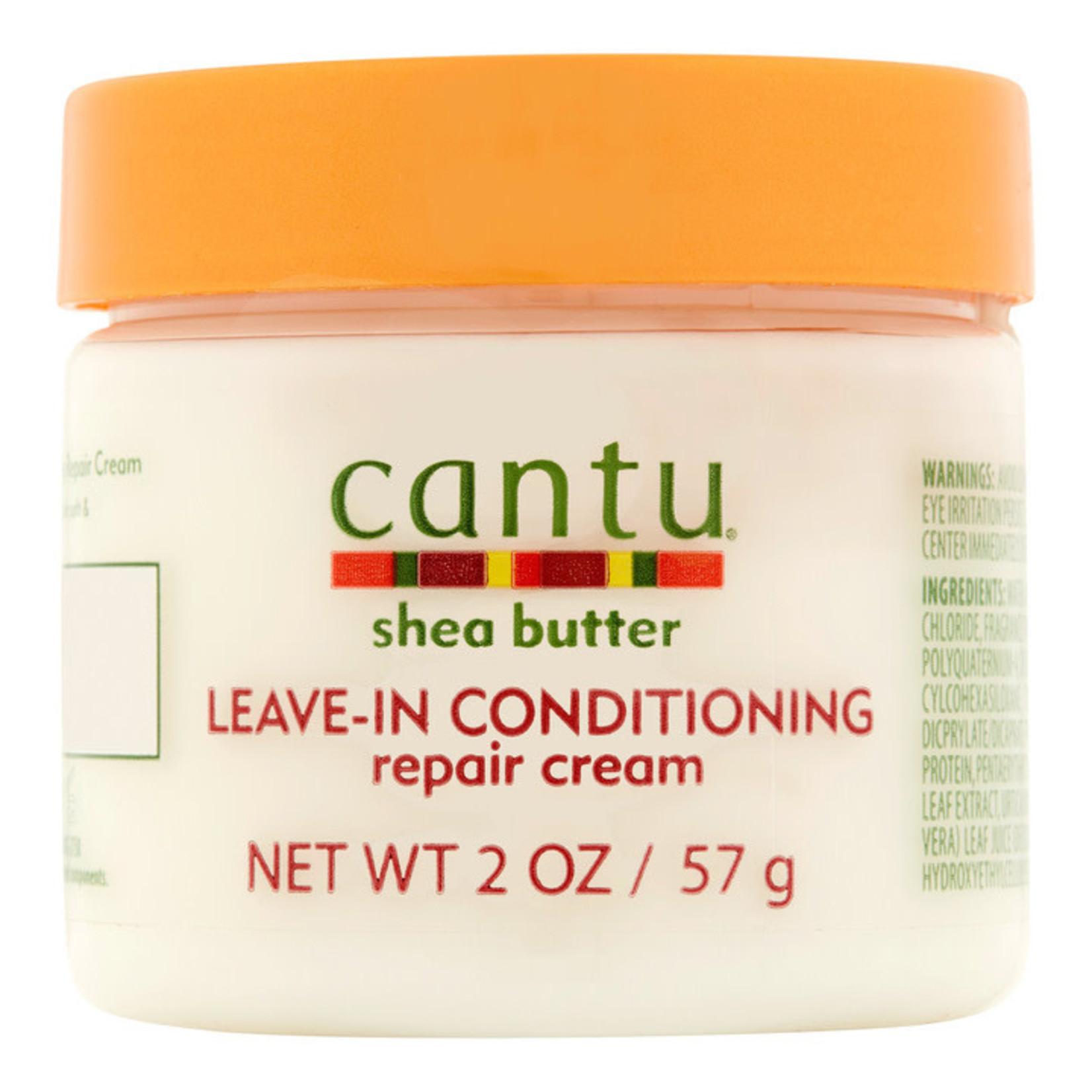CANTU CANTU SHEA BUTTER LEAVE-IN CONDITIONING  REPAIR CREAM [2OZ]