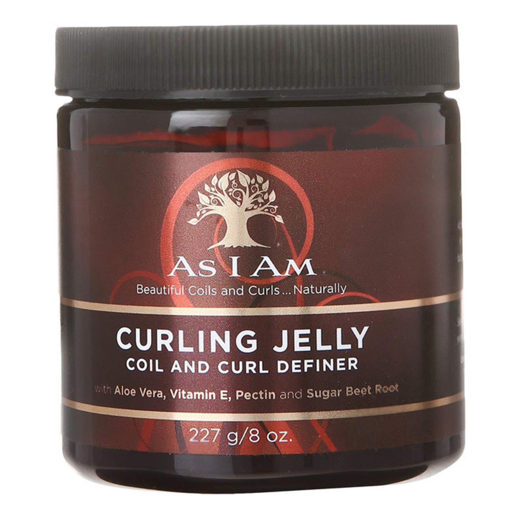 AS I AM AS I AM CURLING JELLY [8OZ]