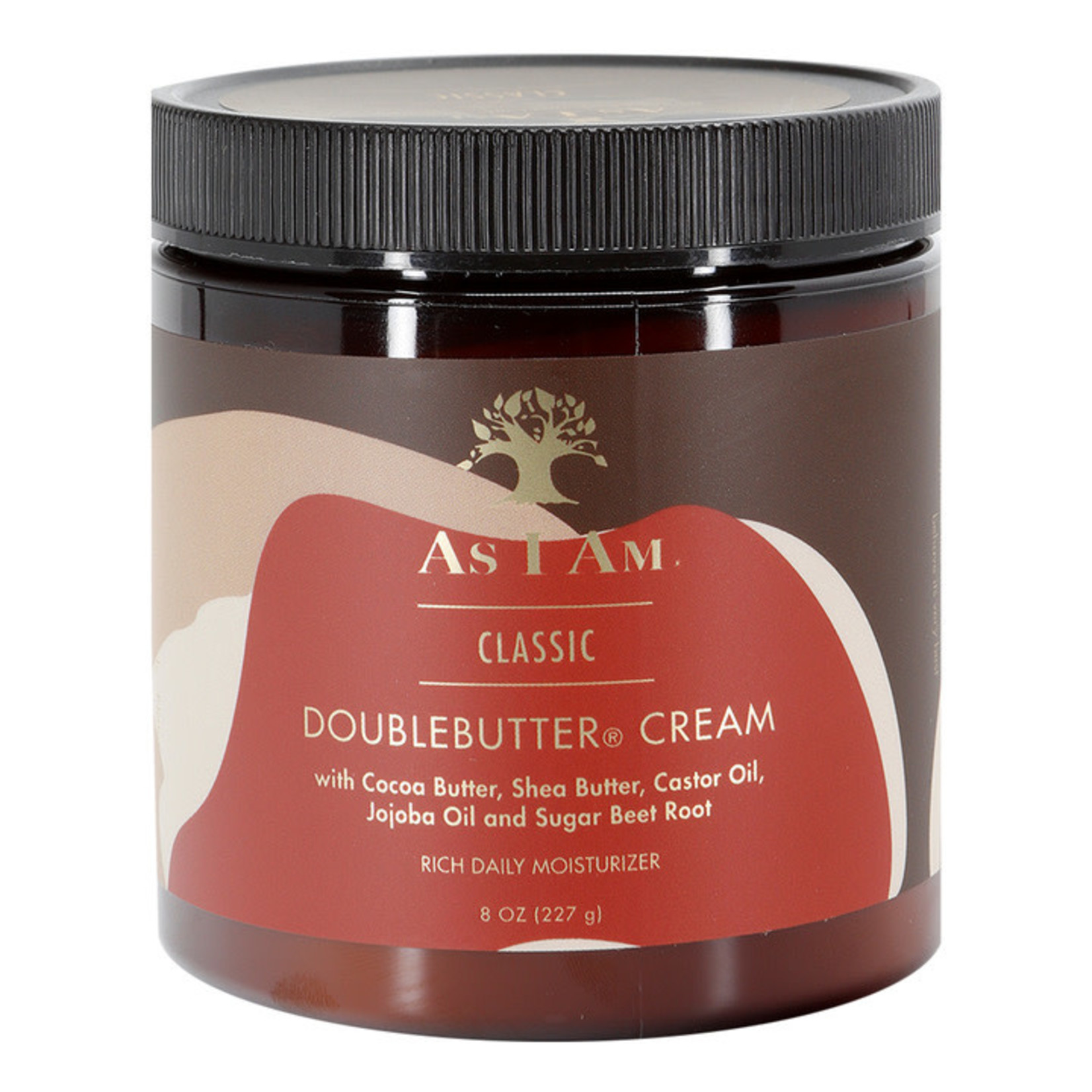 AS I AM AS I AM DOUBLE BUTTER CREAM [8OZ]