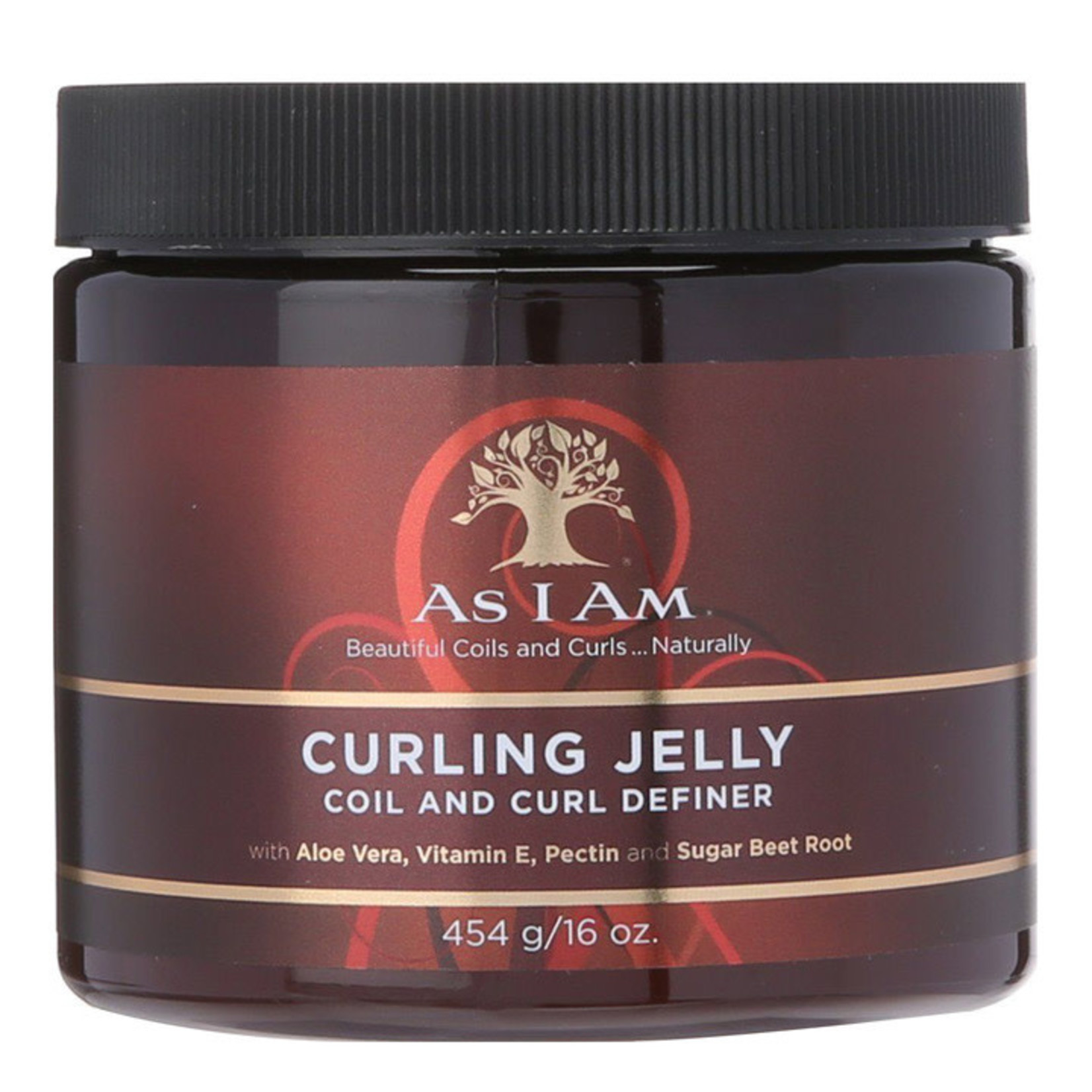 AS I AM AS I AM CURLING JELLY [16OZ]