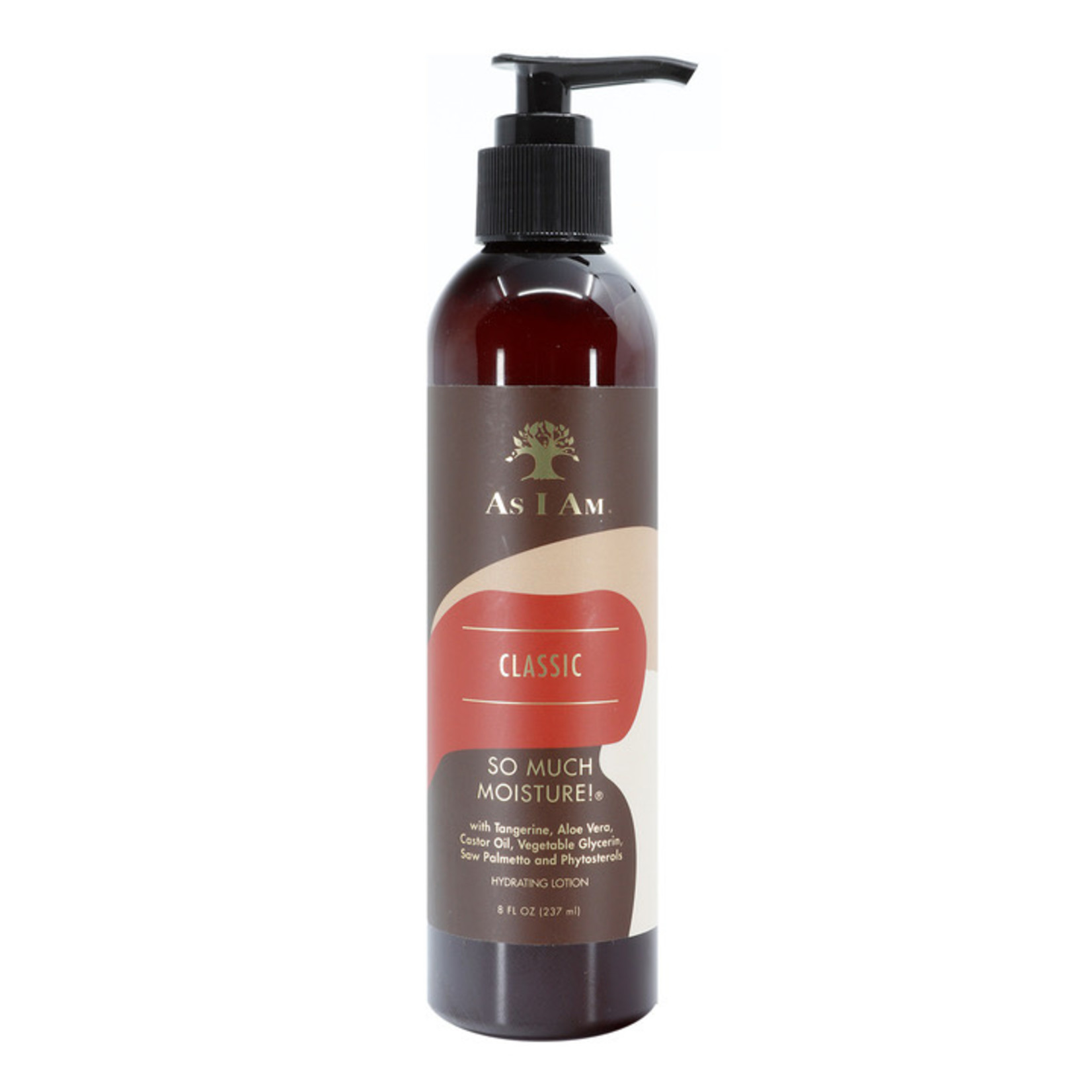 AS I AM AS I AM SO MUCH MOISTURE HYDRATING LOTION [8OZ]