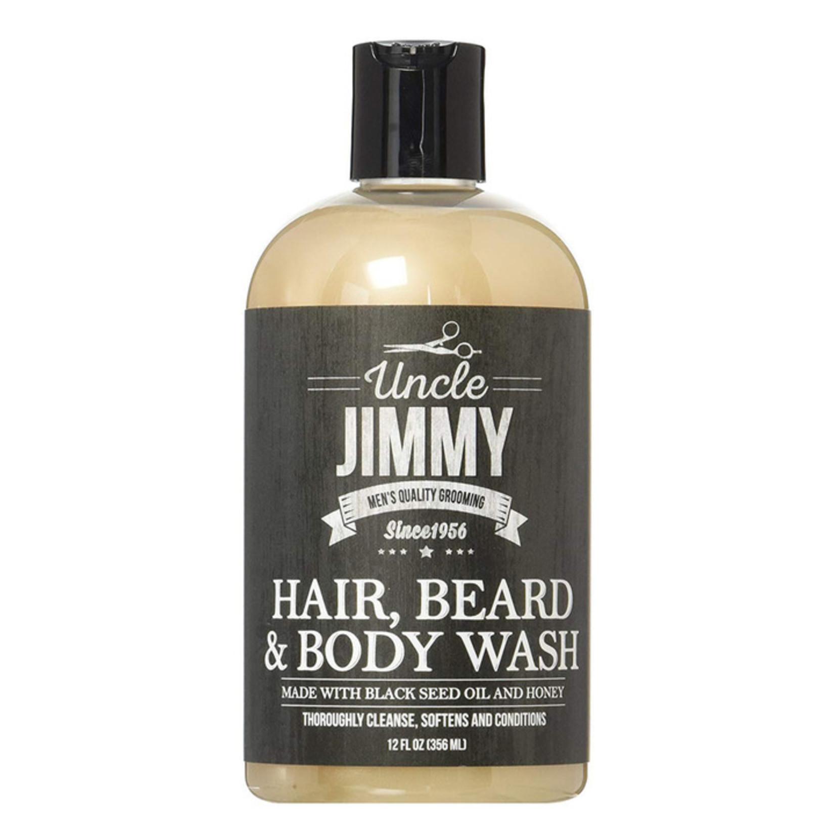 UNCLE JIMMY UNCLE JIMMY HAIR, BEARD & BODY WASH
