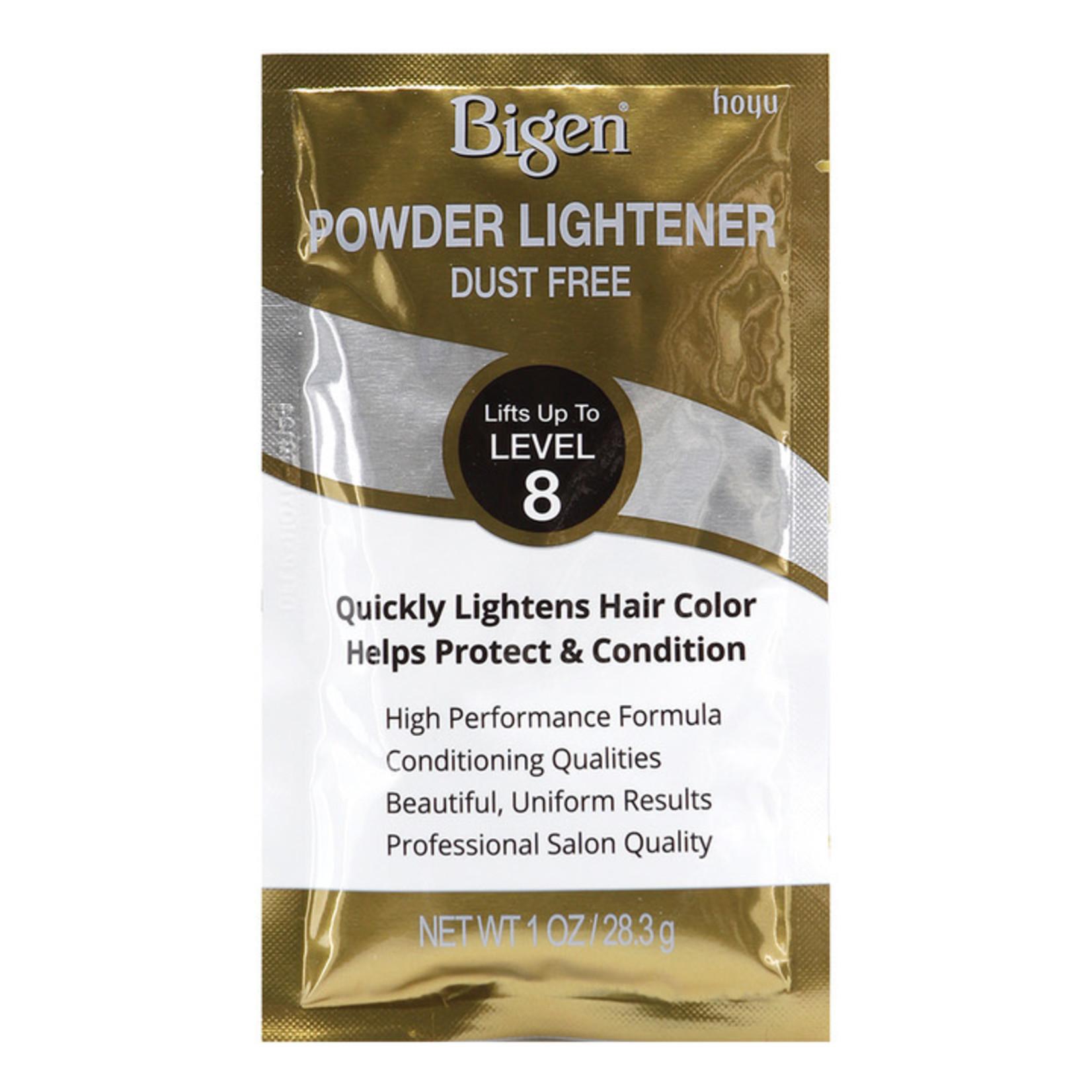 BIGEN BIGEN POWDER LIGHTENER - PACKET