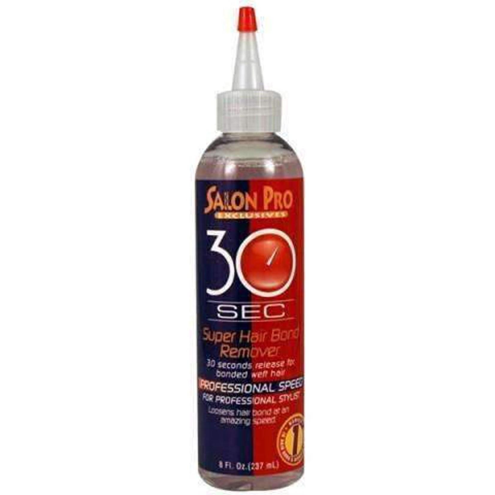 SALON PRO SALON PRO 30 SEC HAIR BOND GLUE REMOVER OIL [4OZ]