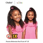 """OUTRE X-PRESSION LIL LOOKS PASSION BOHEMIAN FEED TWIST 10"""""""