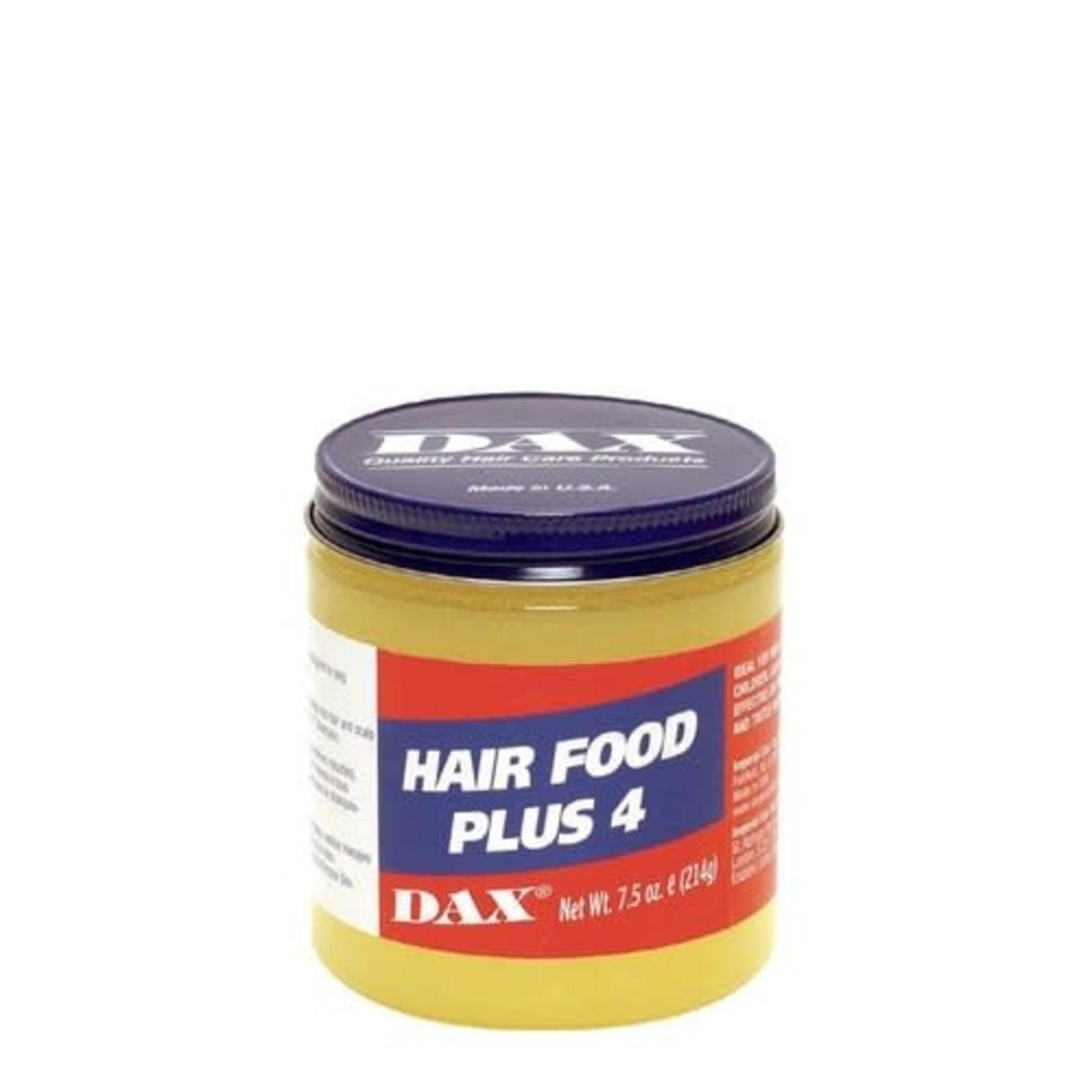 DAX DAX HAIR FOOD PLUS 4 [7.5OZ]