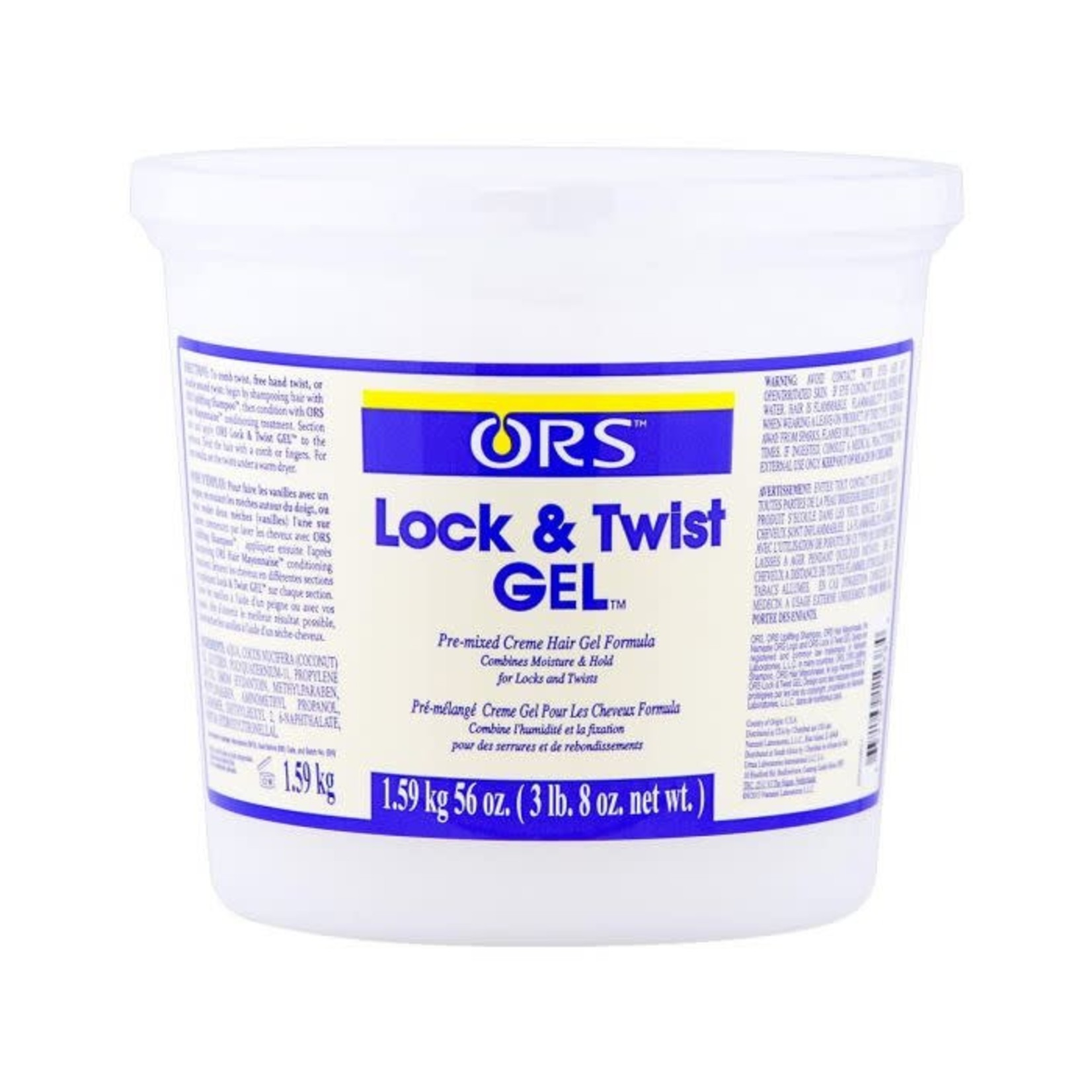 ORS ORS LOCK & TWIST GEL [3.5LBS]