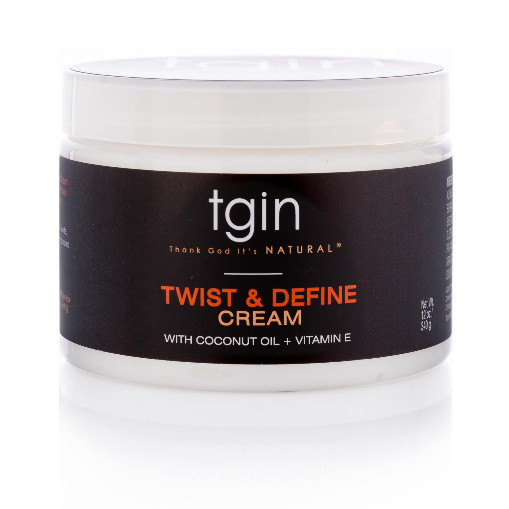 TGIN TGIN TWIST & DEFINE CREAM [12OZ]
