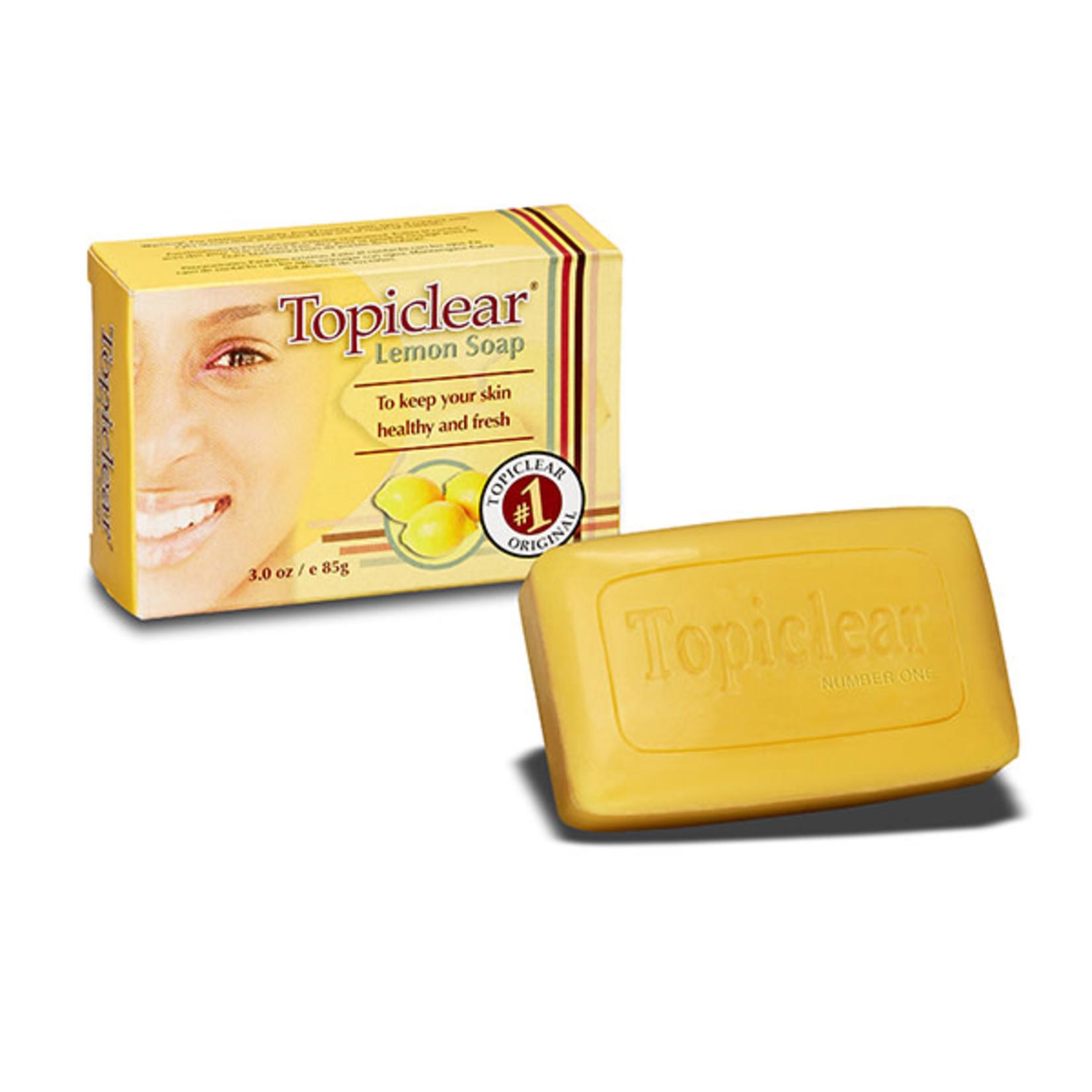 TOPICLEAR TOPICLEAR LEMON SOAP