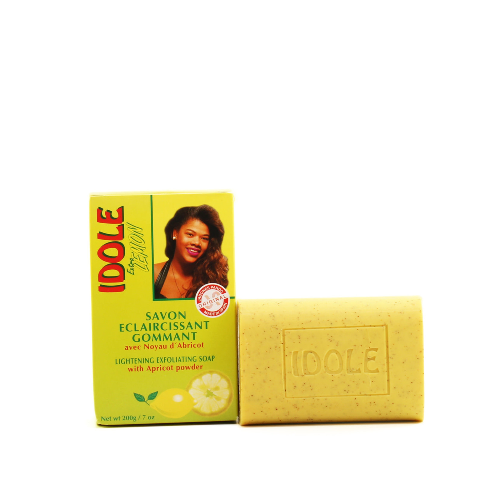 IDOLE IDOLE EXTRA LEMON SOAP