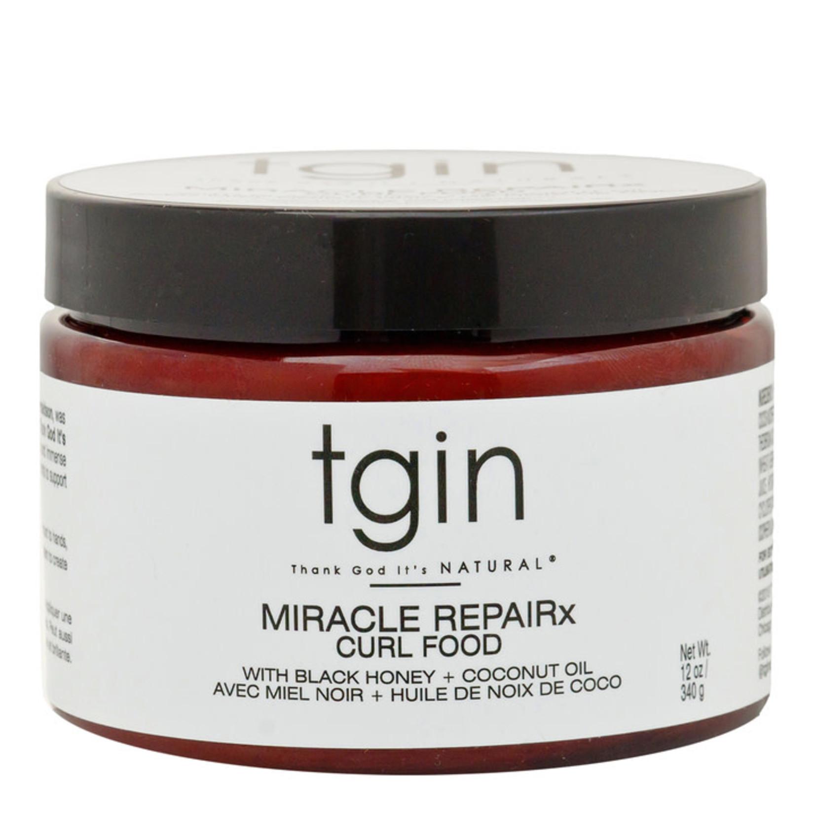TGIN TGIN MIRACLE REPAIRX CURL FOOD DAILY MOISTURIZER [12OZ]