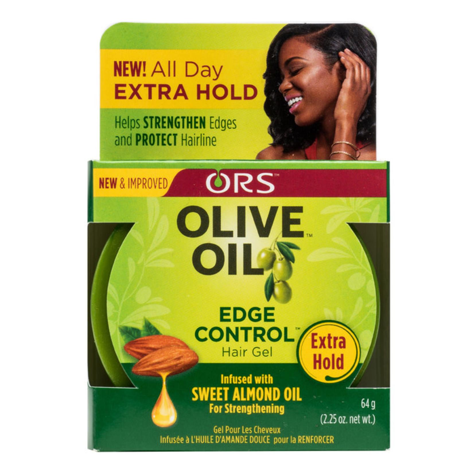 ORS ORS OLIVE OIL EDGE CONTROL HAIR GEL [2.25OZ]