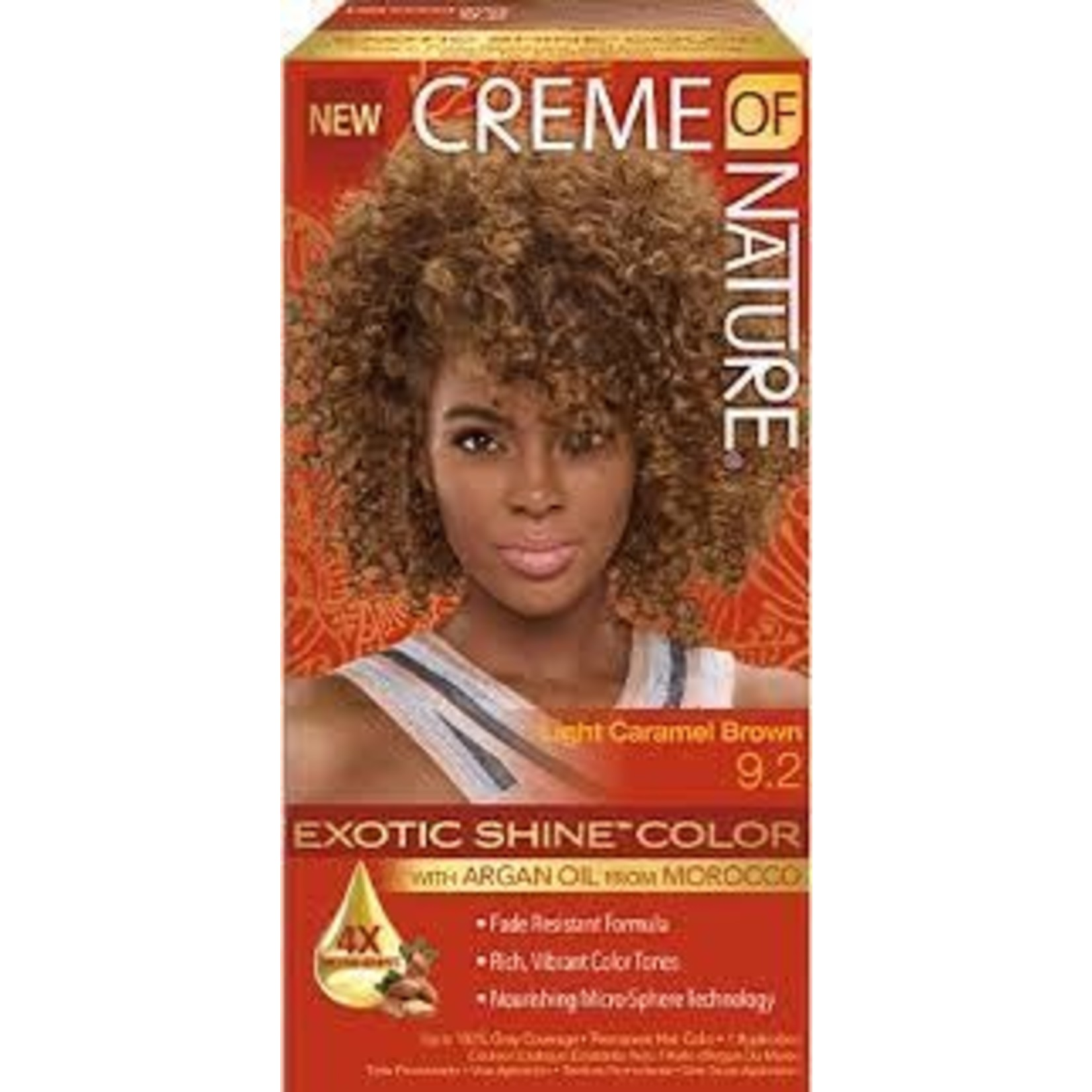 CREME OF NATURE Creme of Nature Gel Hair Color