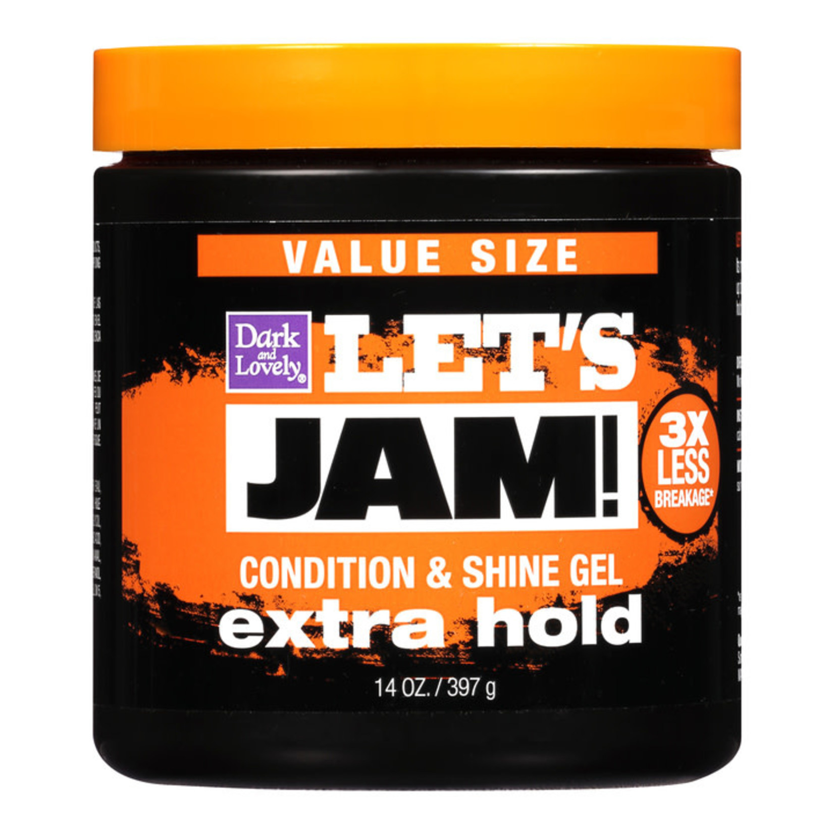 LET'S JAM Shining Gel Extra Hold (14oz)
