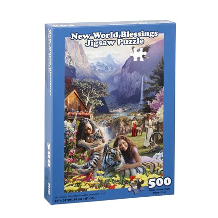 MJC New World Blessings Puzzle