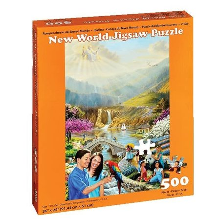 MJC New World Puzzle