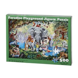 MJC Paradise Playground Puzzle