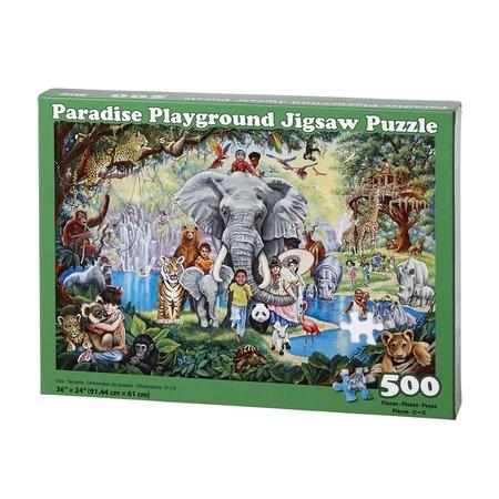 MJC Paradise Playground G- Puzzle
