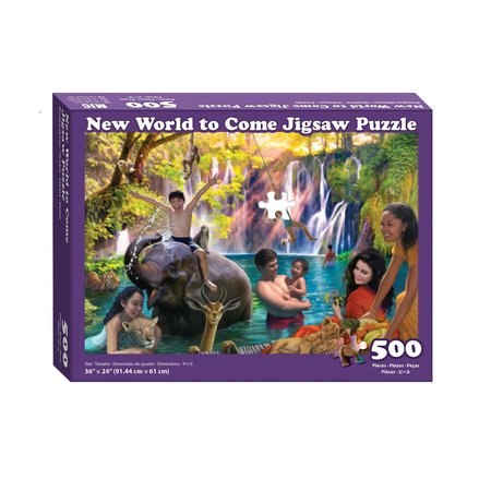 MJC New World to Come Puzzle