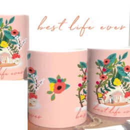 Happier To Give HTG BLE Mug