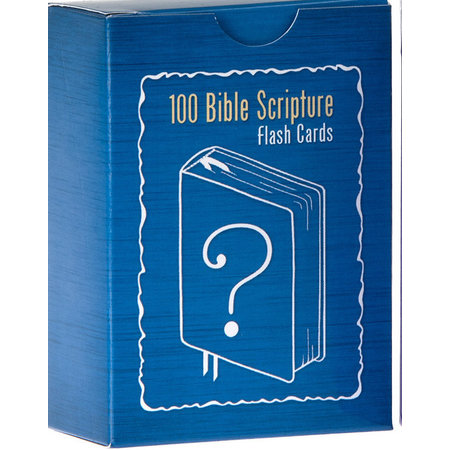Madzay Bible Scriptures Flash Cards