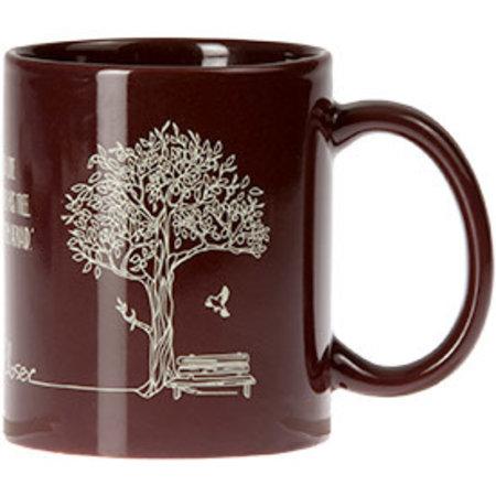 Madzay One Day Closer Mug - Micah 4:4