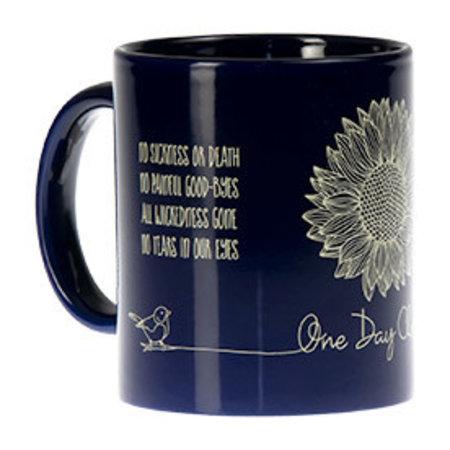 Madzay One Day Closer Mug - Poem