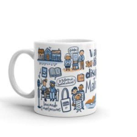Seasoned with Salt SP-Go Therefore Mug