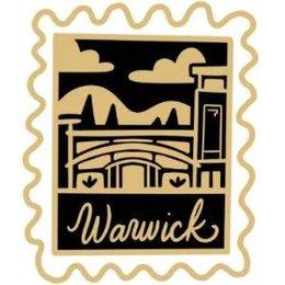 Seasoned with Salt SWSP Warwick Pin