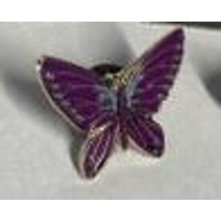 JW Stuff Butterfly Pin