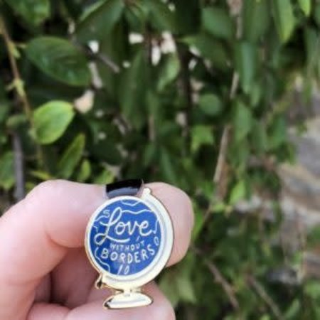 Seasoned with Salt Love Without Borders Pin