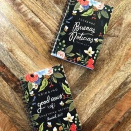 Seasoned with Salt Bee Floral RV Book-SP