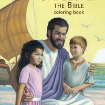 MJC Characters From the Bible EN