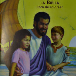 MJC Characters From the Bible - Spanish