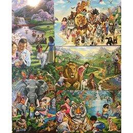 MJC 10 Pack Postcards