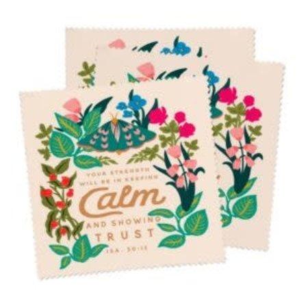 Happier To Give HTG Keep Calm Lens Cloth