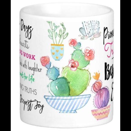 Happier To Give HTG Pioneer Mug