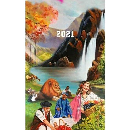 MJC 2021 Pocket Calendar- Painting