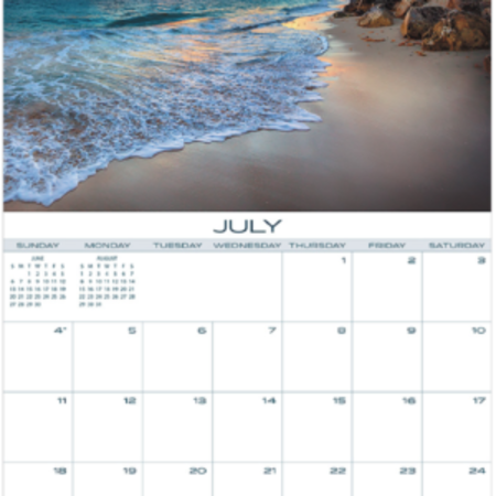 Madzay 2021 Wall Calendar