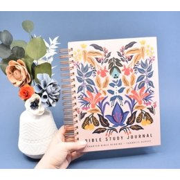 Happier To Give Bible Study Journal- Sisters