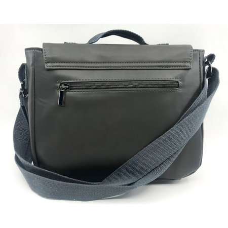 Happier To Give HTG Boy's Bag Gray