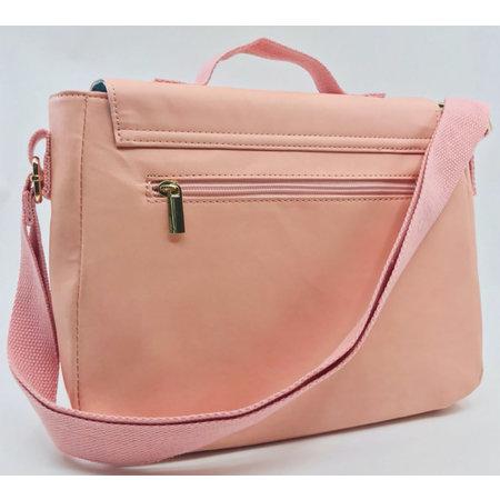 Happier To Give HTG Girl's Bag Pink