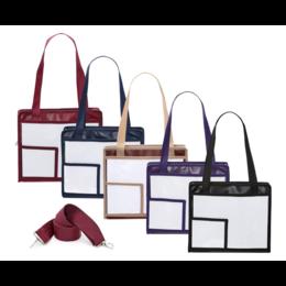 MJC Clear Service Bag