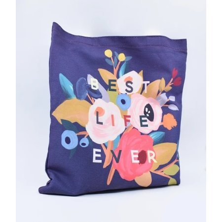 Happier To Give HTG BLE Tote 16x16