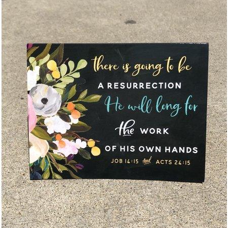 Happier To Give HTG Resurrection Card