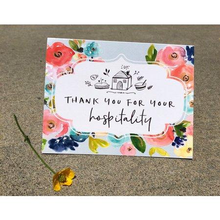 Happier To Give HTG Hospitality Card