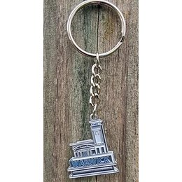 JW Stuff Warwick Mini Keychain