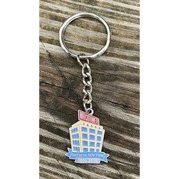 JW Stuff Brooklyn Mini Keychain