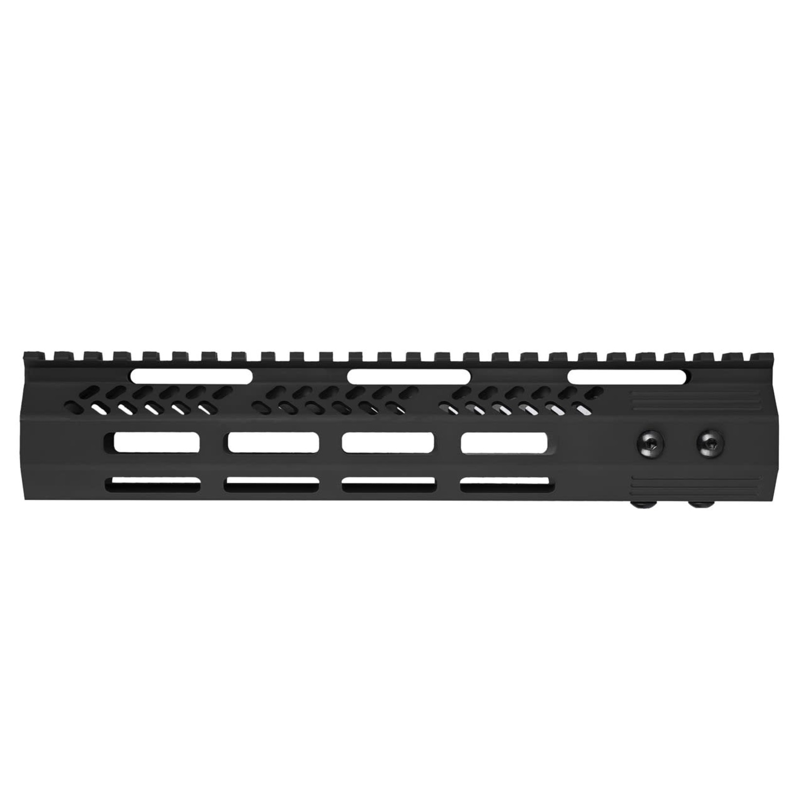 Monstrum Tactical Monstrum AR-15 M-LOK Rail Handguard - 10 inch | Free Float - Series B (Black)